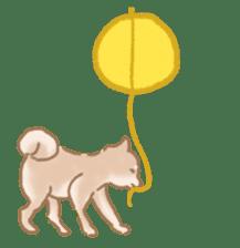 Shiba Inu ! sticker #910504