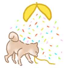 Shiba Inu ! sticker #910505