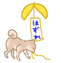 Shiba Inu ! sticker #910506