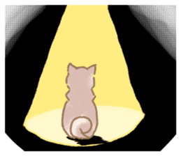 Shiba Inu ! sticker #910508