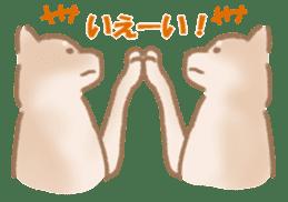 Shiba Inu ! sticker #910518