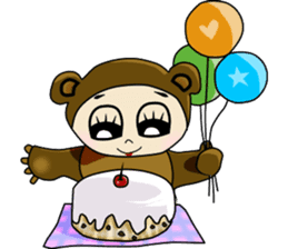 Baby Z sticker #910521