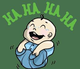 Baby Z sticker #910536