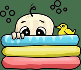 Baby Z sticker #910548
