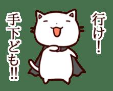 A bad cat sticker #910611