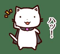 A bad cat sticker #910623