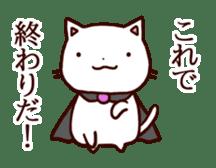 A bad cat sticker #910632