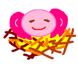 Enjoy Momo sticker #910797