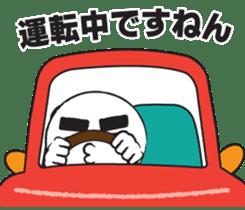 Eyebrows Fusao 2 sticker #911081