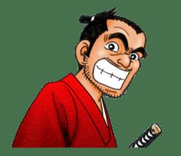 Samurai_Bodyguard Sanjugorobei sticker #911447