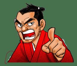 Samurai_Bodyguard Sanjugorobei sticker #911450