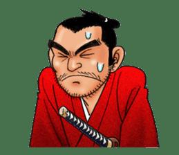 Samurai_Bodyguard Sanjugorobei sticker #911451