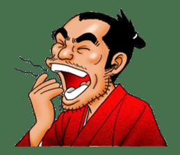 Samurai_Bodyguard Sanjugorobei sticker #911452