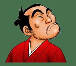 Samurai_Bodyguard Sanjugorobei sticker #911453