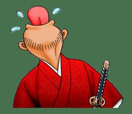Samurai_Bodyguard Sanjugorobei sticker #911461