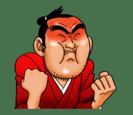 Samurai_Bodyguard Sanjugorobei sticker #911463