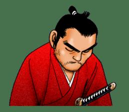 Samurai_Bodyguard Sanjugorobei sticker #911467