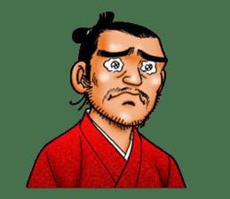 Samurai_Bodyguard Sanjugorobei sticker #911473
