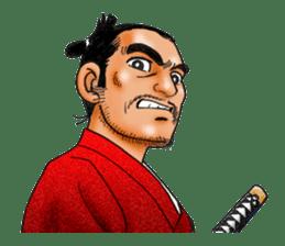 Samurai_Bodyguard Sanjugorobei sticker #911478