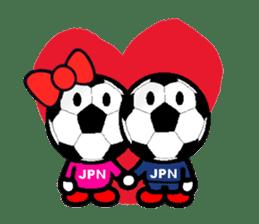 FOOTBALL MAN Japan Ver.2 sticker #911519
