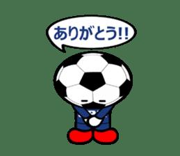 FOOTBALL MAN Japan Ver.2 sticker #911534