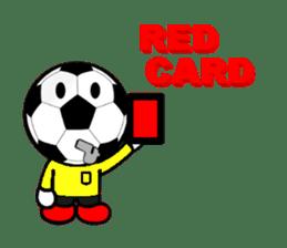 FOOTBALL MAN Japan Ver.2 sticker #911557