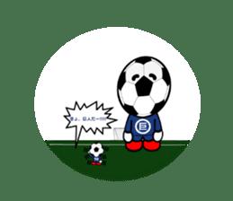 FOOTBALL MAN Japan Ver.2 sticker #911558