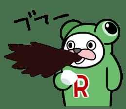 PIKU & RES sticker #913039