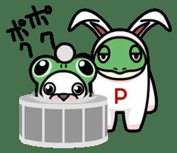 PIKU & RES sticker #913048