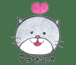 hanakomili sticker #916428