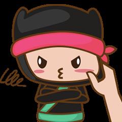 Ryuji, the funny little ninja