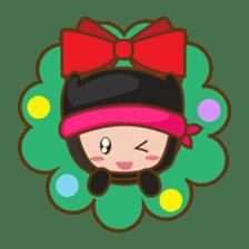 Ryuji, the funny little ninja sticker #916456