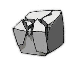 Hexahedrons sticker #917046