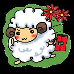 cotton sheep