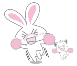 Munny and Bold's life style sticker #917593