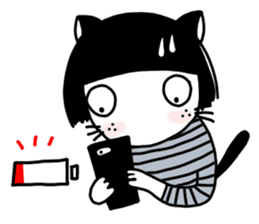 MEAW by OH+ sticker #918801