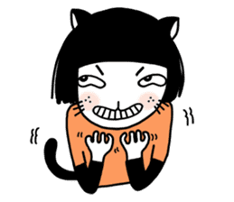MEAW by OH+ sticker #918829