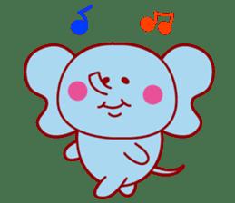 Poyonyan and Friends sticker #919320
