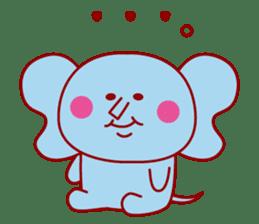 Poyonyan and Friends sticker #919344