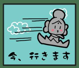 nara stamp sticker #920018