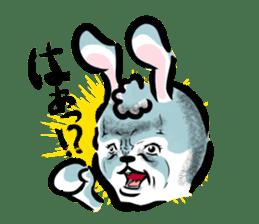 Animal perverse sticker #921005