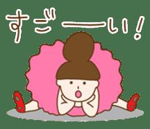 Mademoiselle Pointe and friends sticker #921145