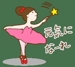 Mademoiselle Pointe and friends sticker #921149