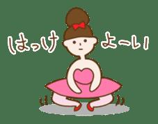 Mademoiselle Pointe and friends sticker #921150