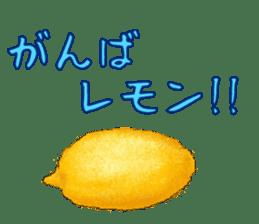 The Sticker of Japanese food sticker #921416