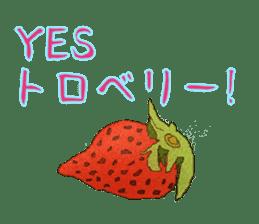 The Sticker of Japanese food sticker #921419