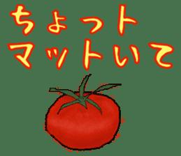 The Sticker of Japanese food sticker #921424