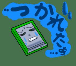 Portable Sticker sticker #923990
