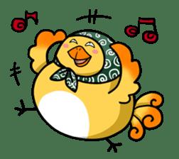 Hanausagi and Hououta sticker #924417