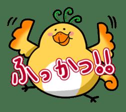 Hanausagi and Hououta sticker #924428